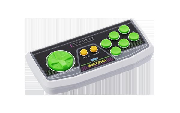 Sega Astro City Mini Controler ©SEGATOYS